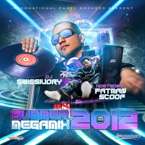 Summer Megamix - Hosted By Fatman Scoop - Click Here to Download